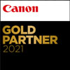 Canon Gold Partner 2021